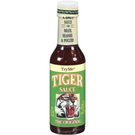 Tiger Sauce Try Me