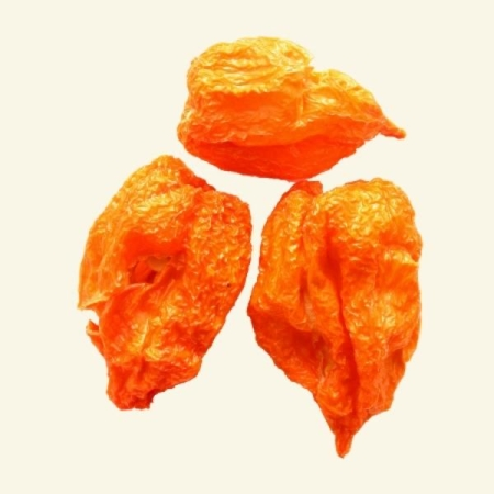Orange Habanero tšillikaunad