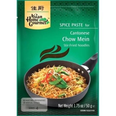 Vürtsipasta chow mein