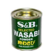 Wasabipulber