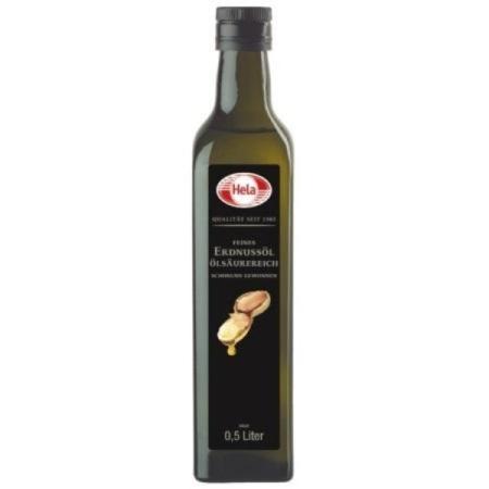 Maapähkli õli