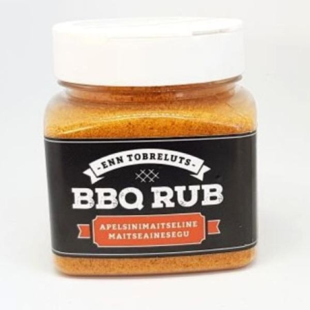 BBQ Rub apelsinimaitseline