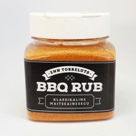 BBQ Rub klassikaline