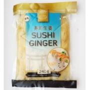 Sushi ingver