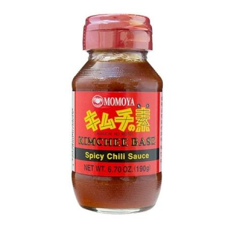 Kimchi tšillikaste