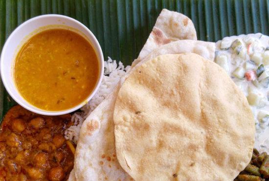 India köök Piprapood